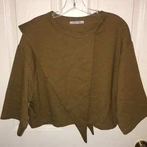 Zara Crop Sweater